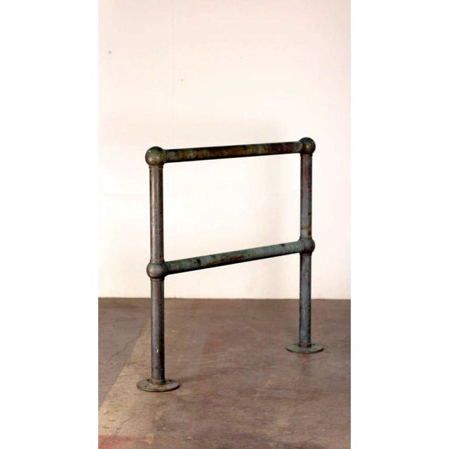 Mid-Century Modern Mid Century Bronze Architectural Railings - a Pair For Sale - Image 3 of 10