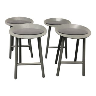 Set of Four E15 Jean Counter Stools For Sale