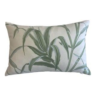 Travers Green & Sky Sanibel Pillow For Sale