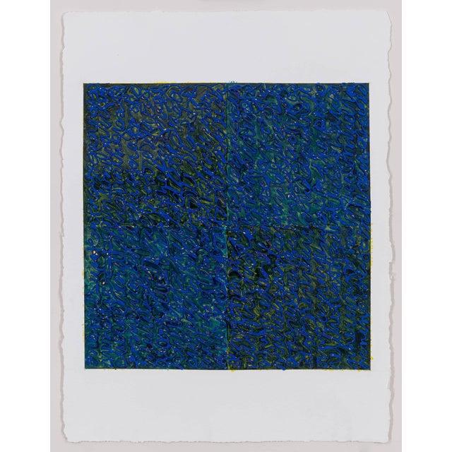 Louise P Sloane Louise P. Sloane Blues 3 2017 For Sale - Image 4 of 4