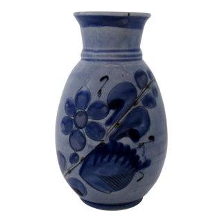 Tonalá Ceramic Vase For Sale
