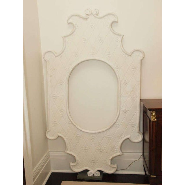 French Plaster Frames - A Pair   Chairish