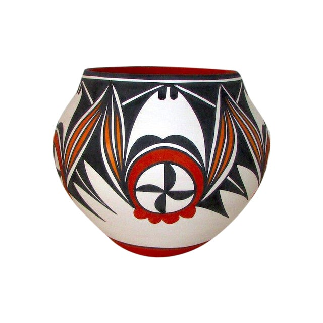Acoma D. Antonio Pueblo Pottery For Sale