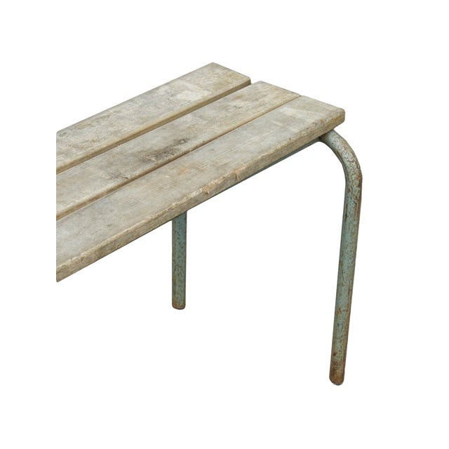 Pair of Swedish Industrial Benches For Sale - Image 9 of 13