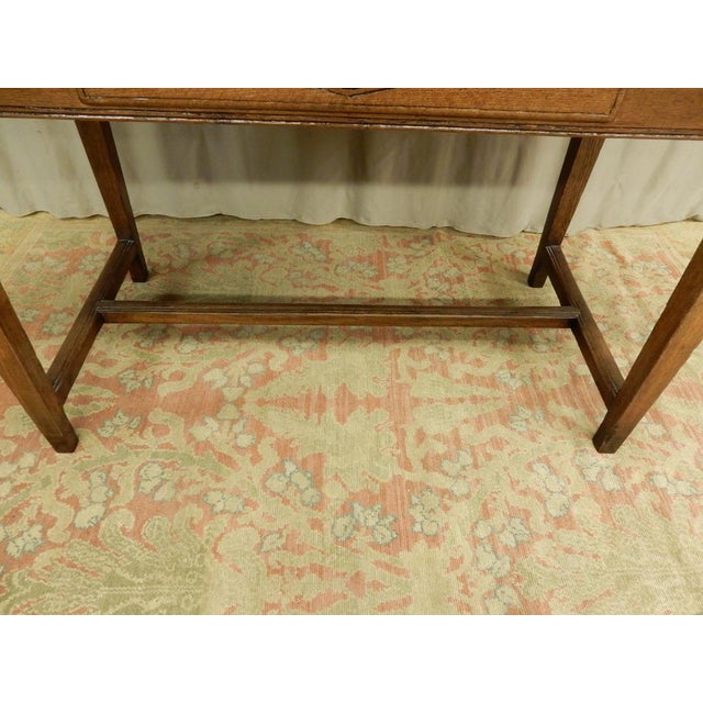 Traditional 19th C Provincial Italian Writing Desk For Sale - Image 3 of 9