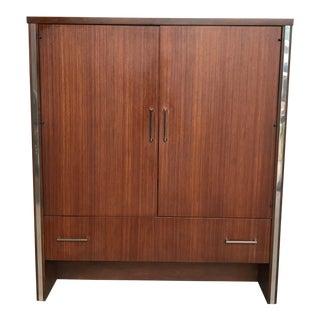 Broyhill Premier Mid Century Modern Wardrobe Dresser For Sale