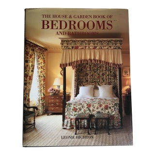 House and Garden Book of Bedrooms and Bathrooms Coffee Table Book