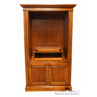 """20th Century Traditional Cherry 44"""" Storage Cabinet Preview"""