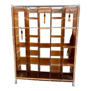 Mid Century Italian Bookshelf For Sale