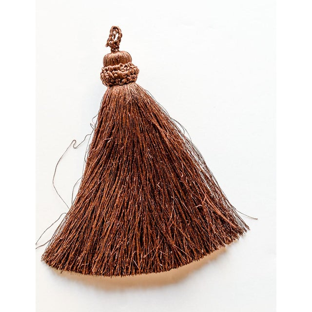 Contemporary Copper Tassel For Sale - Image 3 of 3