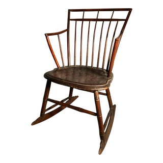 Early 19th Century Rocking Chair For Sale