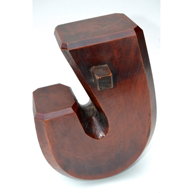 Antique Japanese Jizai Hearth Hook For Sale - Image 4 of 7