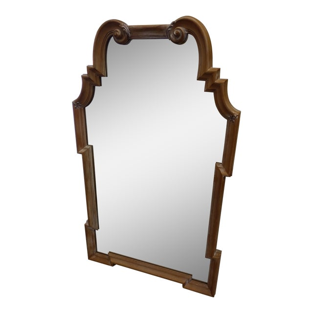 Vintage Ethan Allen Italian Made Gold Mirror - Image 1 of 7