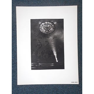 Vintage Mid Century Ltd. Ed. Photograph by C. Reck From 1973 SoHo Photo Gallery Portfolio For Sale