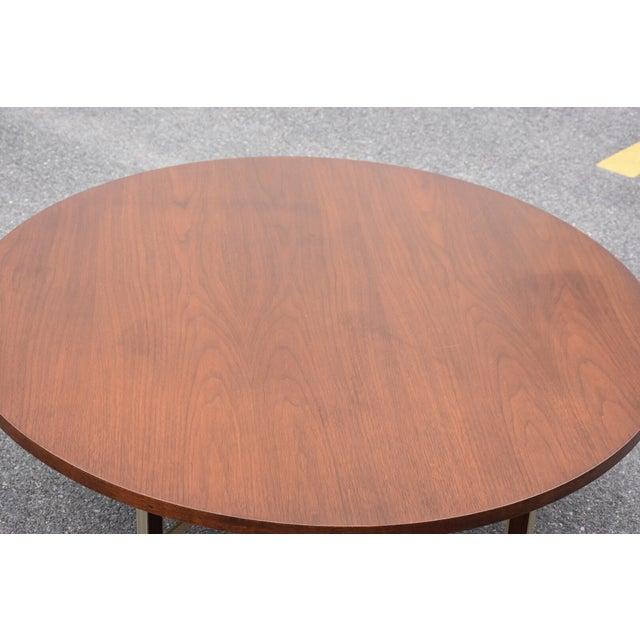Paul McCobb Calvin Walnut Coffee Table - Image 4 of 9