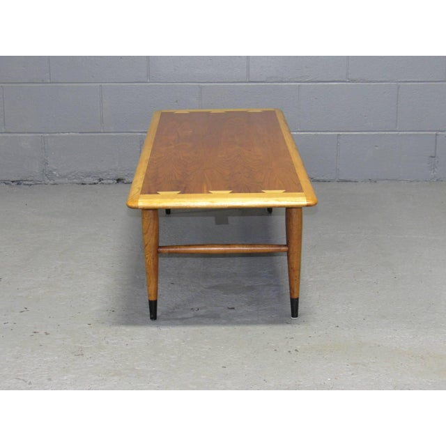 Mid-Century Modern Acclaim Series Coffee Table by Andre Bus for Lane For Sale - Image 3 of 7
