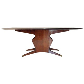 Fossati, Attilio & Arturo Dining Table, Italy, Circa 1950 For Sale