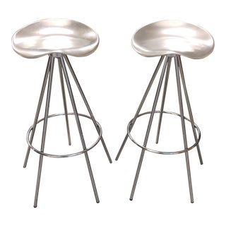 Barcelona Designs Pepe Cortes Jamaica Barstools - a Pair For Sale