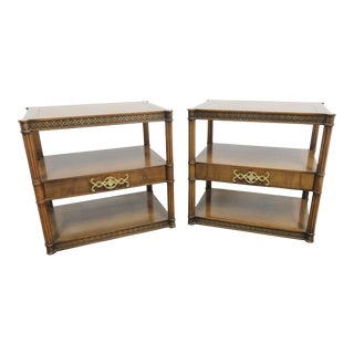 Romweber Mid Century Nightstands - a Pair For Sale