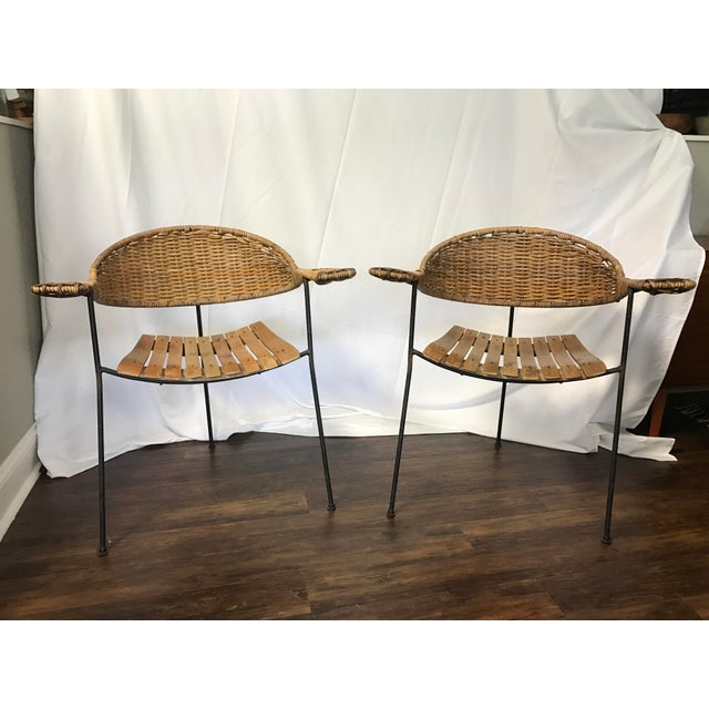 Mid-Century Arthur Umanoff Chairs - A Pair - Image 2 of 5