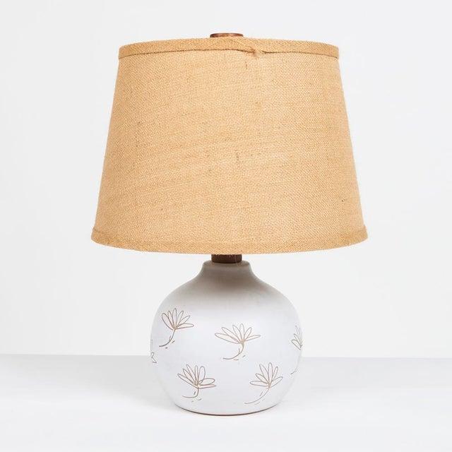 Wood Gordon Martz/Marshall Table Lamp For Sale - Image 7 of 7
