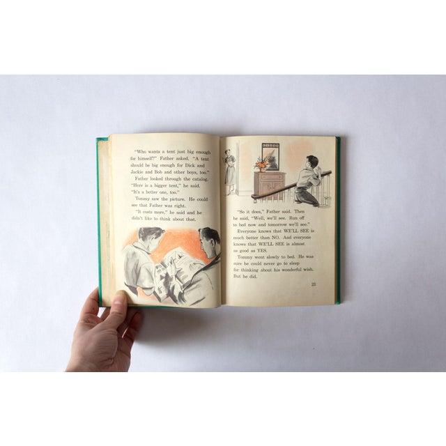 1950s 1950s Vintage Children's School Book For Sale - Image 5 of 12