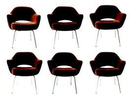 Image of Velvet Office Chairs