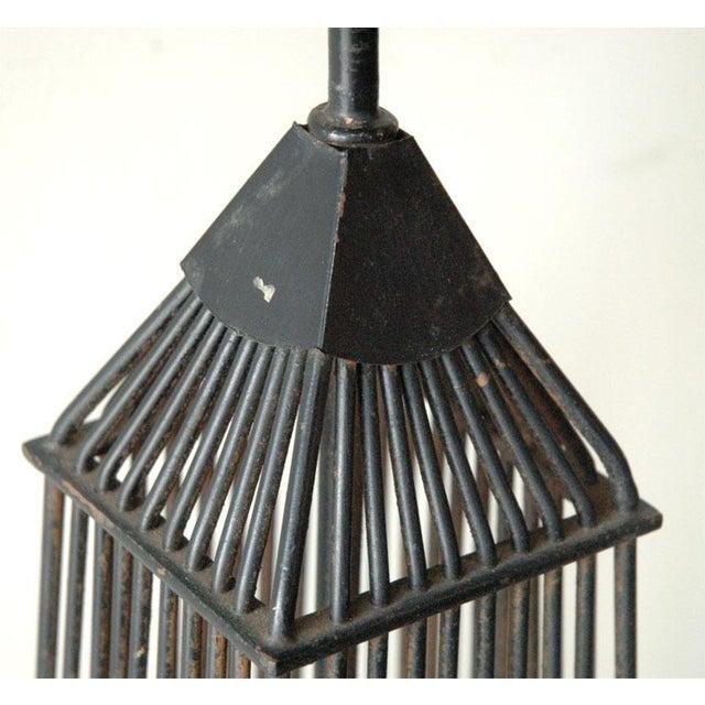 Monumental Obelisk Lamp For Sale - Image 4 of 9