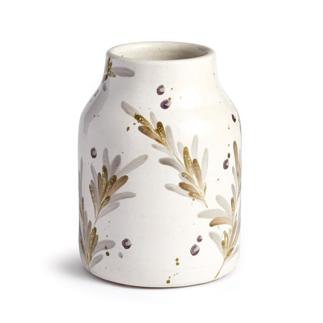 Mediterranean Lazio Italian Pottery Jar from Kenneth Ludwig Chicago For Sale - Image 3 of 3