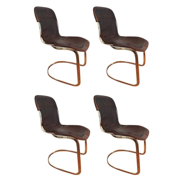 Restoration Hardware Rustic Dining Chairs - S/4 - Image 1 of 6