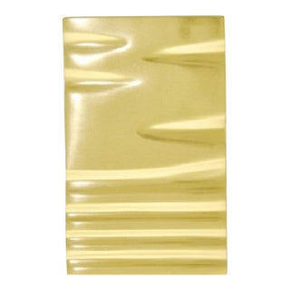 Half Barre Pull - Satin Brass For Sale