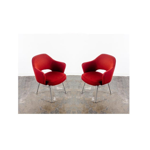 Eero Saarinen (1910–1961) was a Finnish American architect and Industrial designer of the 20th century. He designed his...