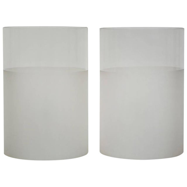 "Pair of ""Fatua"" Table Lamp by Guido Rosati for Fontana Arte - Image 1 of 7"