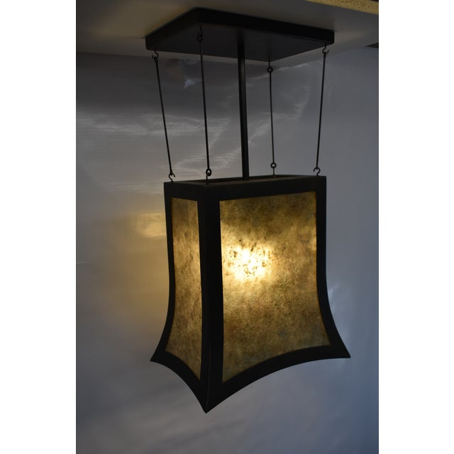 2010s Medium Torii Pendant Light For Sale - Image 5 of 8