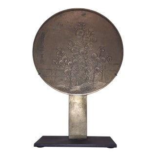 19th Century Japanese Hand Mirror For Sale