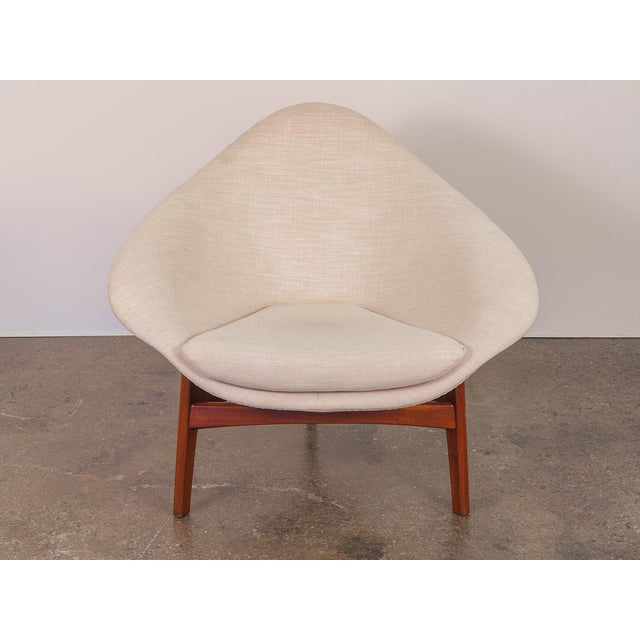 Rare Adrian Pearsall Coconut Chair For Sale - Image 10 of 10