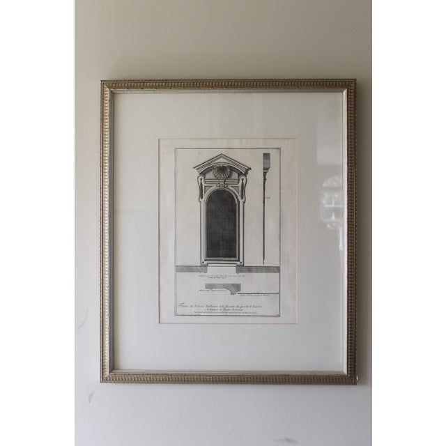 We have a set of 18 th century architectural engravings , that are beautifully framed and matted. These engravings are...