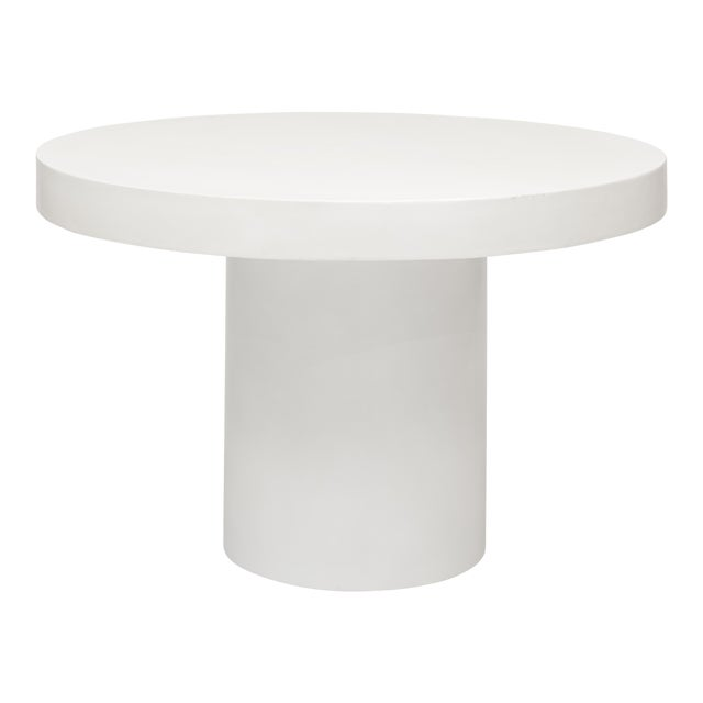 Ivory Circa Dining Table For Sale