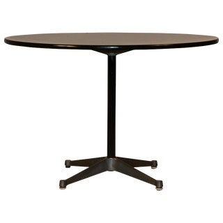 Mid-Century Herman Miller Eames Aluminium Table For Sale
