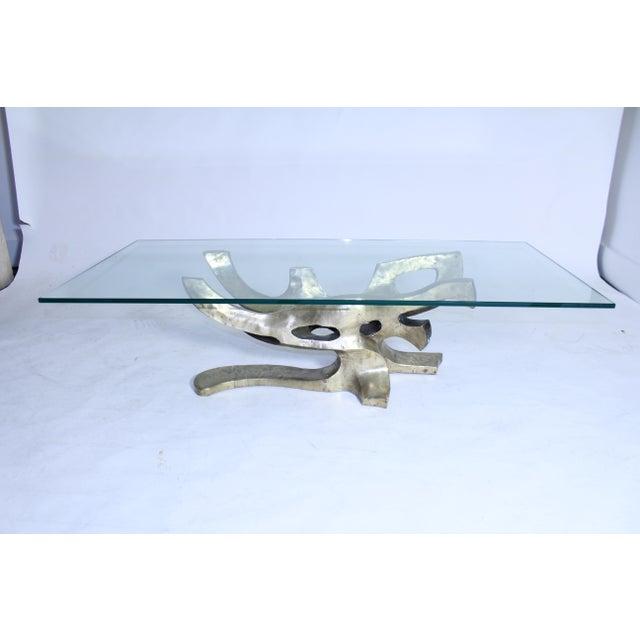 Bronze Sculptural Bronze Table Base For Sale - Image 7 of 7