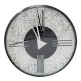 Image of 1980s Post Modern Wall Clock by Empire Arts For Sale