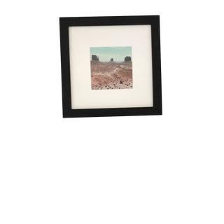 Monument Valley Landscape Framed Art For Sale