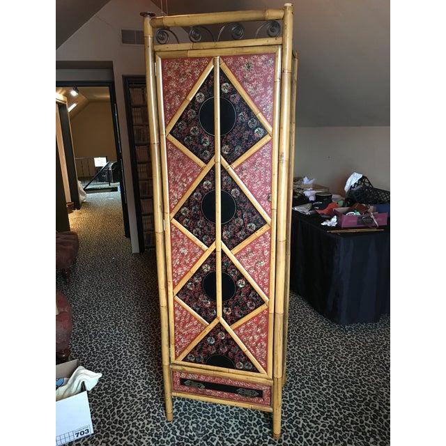 Asian-Style Compactom English Wardrobe - Image 2 of 11