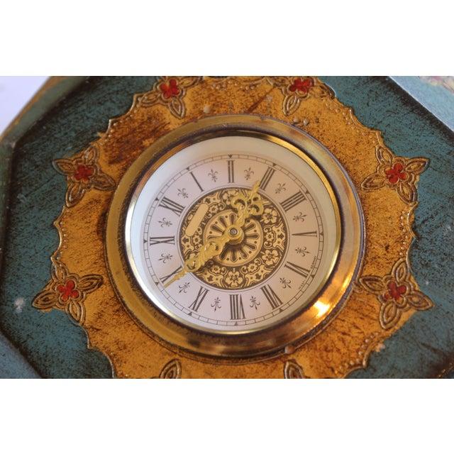 Italian Florentine Clock - Image 3 of 3