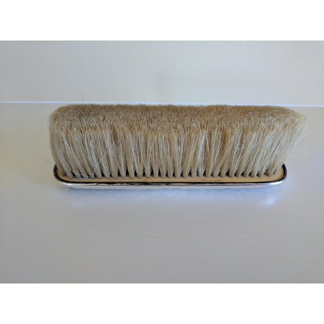 Gorham Sterling Silver Monogrammed Vanity Clothes Brush - Image 5 of 9