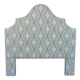 Image of Custom Pindler Ca King Headboard For Sale