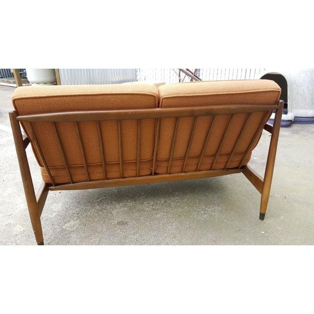Dux Classic Scandinavian Modern Sofa - Image 6 of 8