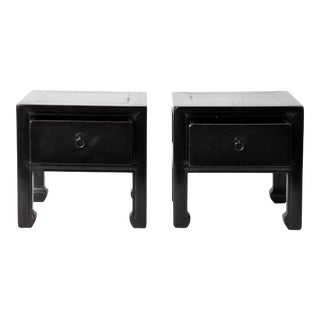 Pair of Chinese Stools For Sale