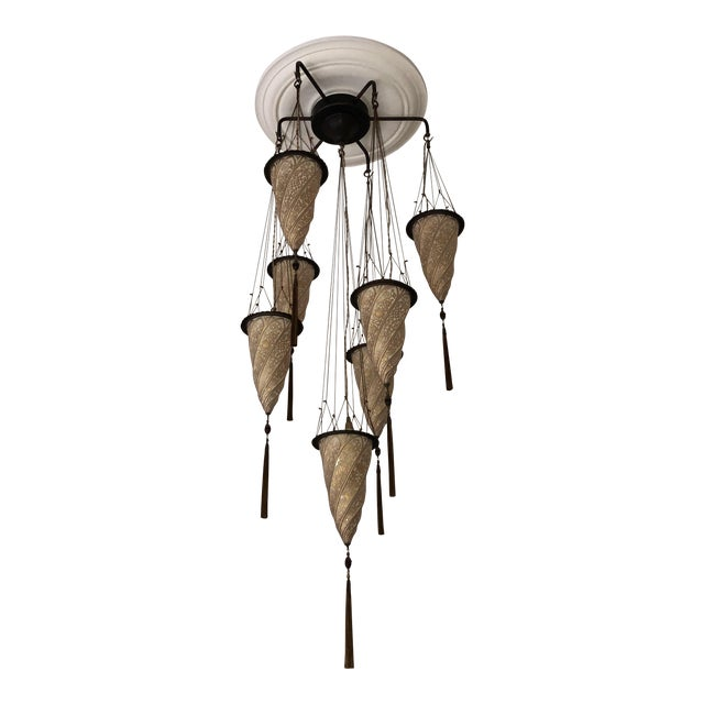 Fortuny Cesendello Ceiling Chandelier - Image 1 of 3
