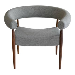 Nanna Ditzel for Getama Danish Modern Ring Chair For Sale